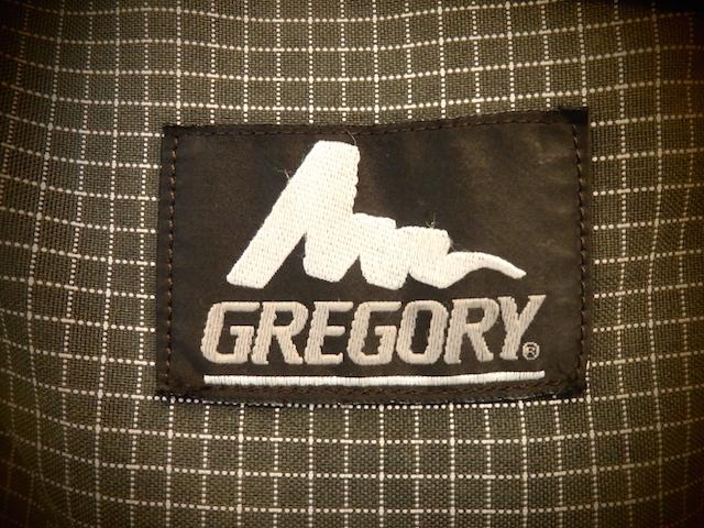 グレゴリーのタグ 1998〜2015年モデル